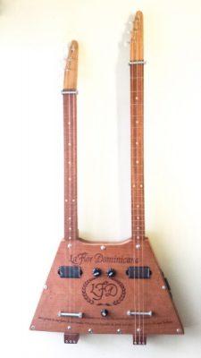 Texas Folklife presents Cigar Box Guitar Exhibit by Tomas Salas and W.T. Bryant