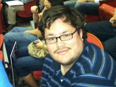 Texas Nafas Presents Poet Dustin Pickering