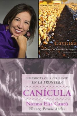 Canícula: A Reading and Book Signing with Norma Elia Cantú