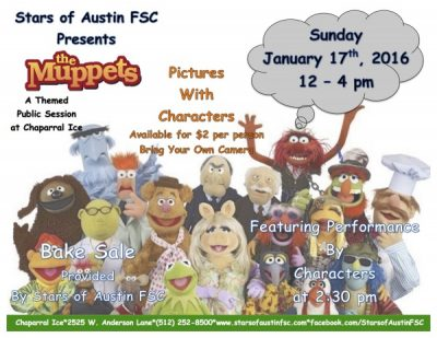 The Muppets Themed Public Session