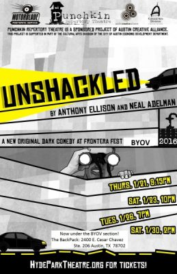 """Unshackled"" by Anthony Ellison and Neal Adelman"