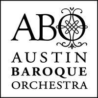 Austin Baroque Orchestra Chamber Soloists present Les goûts-réünis, pt. 2: Les français
