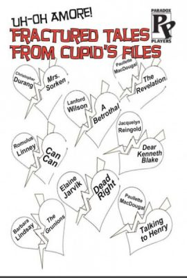 Uh-oh Amore! or Fractured Tales from Cupid's Files