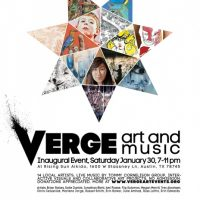 VERGE Art and Music: Inaugural Event
