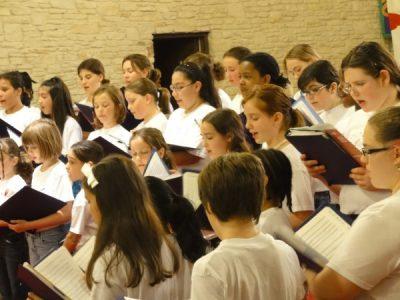 Austin Girls' Choir Spring Auditions