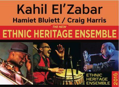 The New Ethnic Heritage Ensemble
