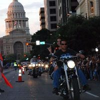 REPUBLIC OF TEXAS BIKER RALLY DOWNTOWN PARADE AND FREE CONCERT