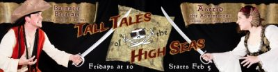 TALL TALES OF THE HIGH SEAS