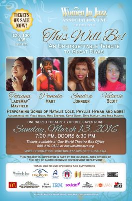This Will Be! An Unforgettable Tribute to Great Divas