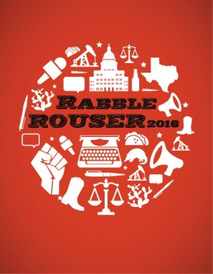 2016 Rabble Rouser Round-Up