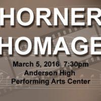 Horner Homage - Symphony Concert