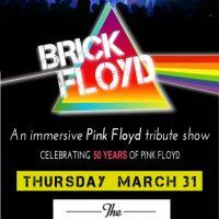 Brick Floyd LIVE at The North Door