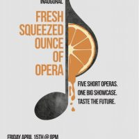 Fresh Squeezed Ounce of Opera