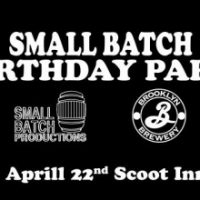 Small Batch Birthday Party