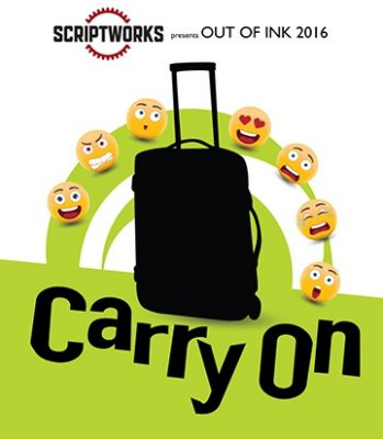 OUT OF INK 2016: CARRY ON