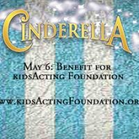 kidsActing Studio presents Cinderella; A Benefit Ball