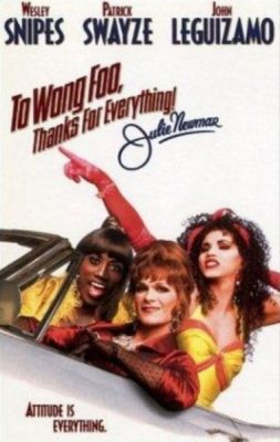 Drag at the Drive-in Night with TO WONG FOO