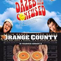 Dazed and Confused and Orange County: Schools out for summer at the Drive-in!