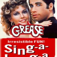 Grease Sing Along at the Drive-in