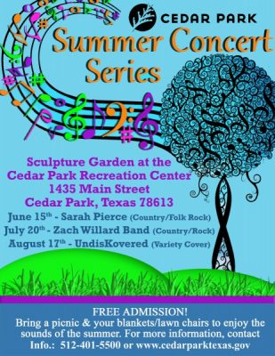 Summer Concerts In The Park