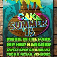 CAKE Summer '16