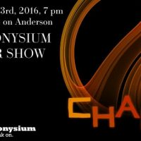 The Dionysium Summer Show : Chaos