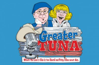 Long Center Presents: Greater Tuna