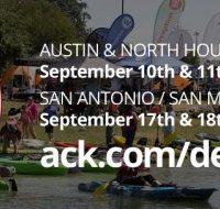 Austin Canoe and Kayak Demo Days