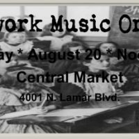 Groundwork Music Orchestra at Central Market