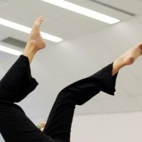 Contemporary Dance Workshop with Ellen Bartel and Jun Shen