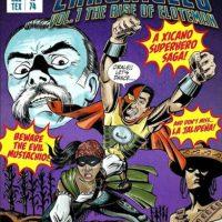 AZTLAN Superheroes