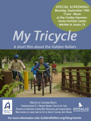 MY TRICYCLE: A FILM ABOUT THE GOLDEN ROLLERS (SPEC...