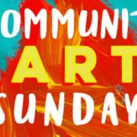 H-E-B Presents Community Art Sunday