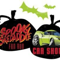 Spooky Skedaddle Halloween Festival   1K Fun Run, Carnival and Motostalgia Car Show!
