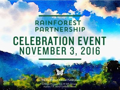We the Forest Celebration Event