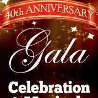 Gilbert & Sullivan Society of Austin 40th Anniversary Gala