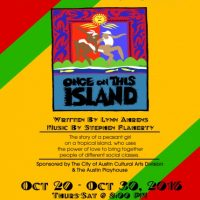 Spectrum Theatre Company presents:  Once On This Island
