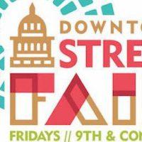 Downtown Street Market Buskers