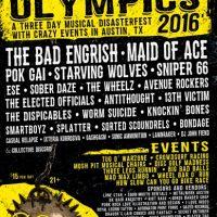 2016 Punk Rock Olympics