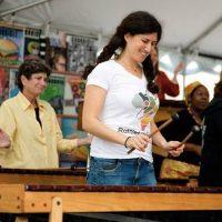 Community Marimba Party