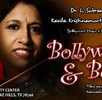 BOLLYWOOD AND BEYOND SHOW