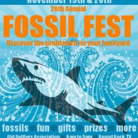 26th Annual Fossil Fest