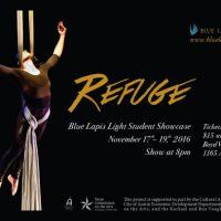 Refuge: A Blue Lapis Light Student Showcase