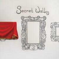 Revel in The Secret Wall Reveal