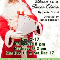 Yes, Virginia, There is a Santa Claus by Jamie Gorski