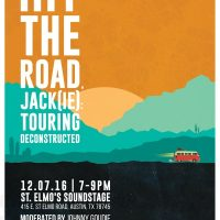 Hit the Road, Jack(ie): Touring Deconstructed