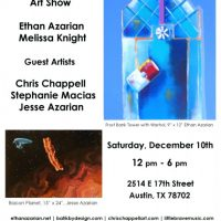 Blue Cow Studio's Annual Holiday Show