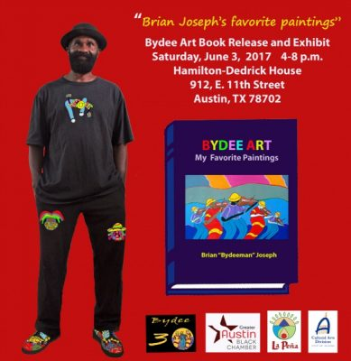 Bydee Art book release and exhibit