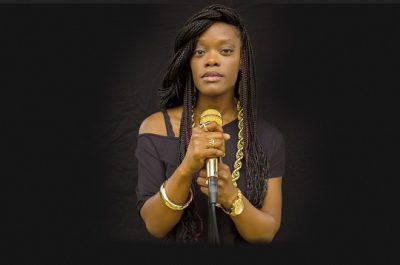 Spoken Word Poetry with Ebony Stewart