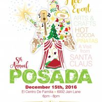 8th Annual Southwest Key Latino Arts Preservation Program Posada